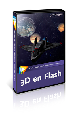 curso video2brain 3d en flash stage 3d Curso Video2Brain: 3D en Flash Stage 3D