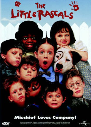 The Little Rascals 1994 DVDRip 480p 300mb ESub
