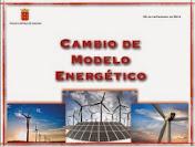 CAMBIO DE MODELO ENERGÉTICO