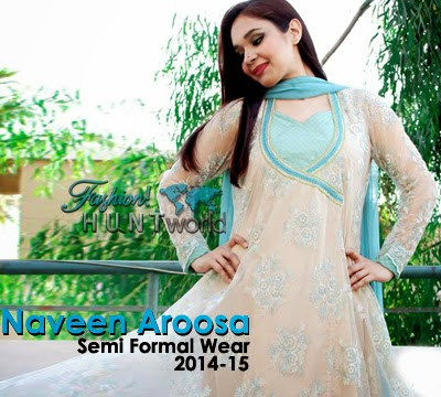 Semi Formal Collection 2014 2015 By Naveen Uroosa New Winter