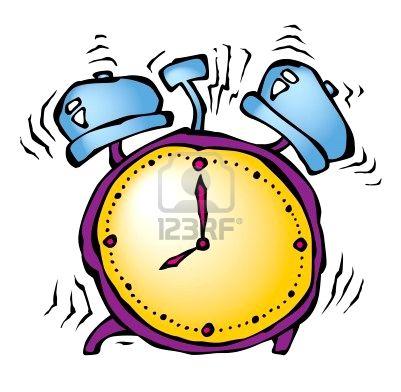 Clock Clipart Gif