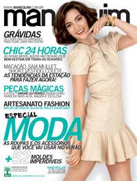 Trazzi na Revista Manequim!