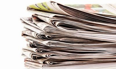 какие газеты нужны для плетения