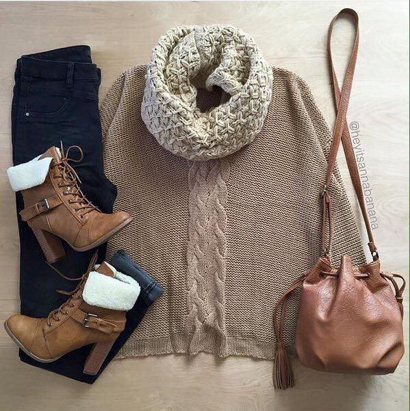 Four Outfits Ideas For This Winters.