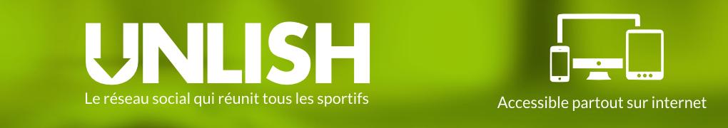 Unlish, le réseau social qui réunit tous les sportifs.