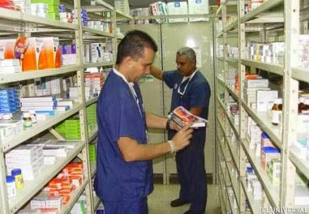 Federación Farmacéutica reiteró que no hay productos antihipertensivos