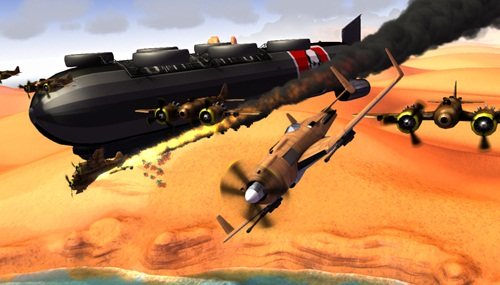 BOMB: Who let the dogfight? - PC (Download Completo em Torrent)