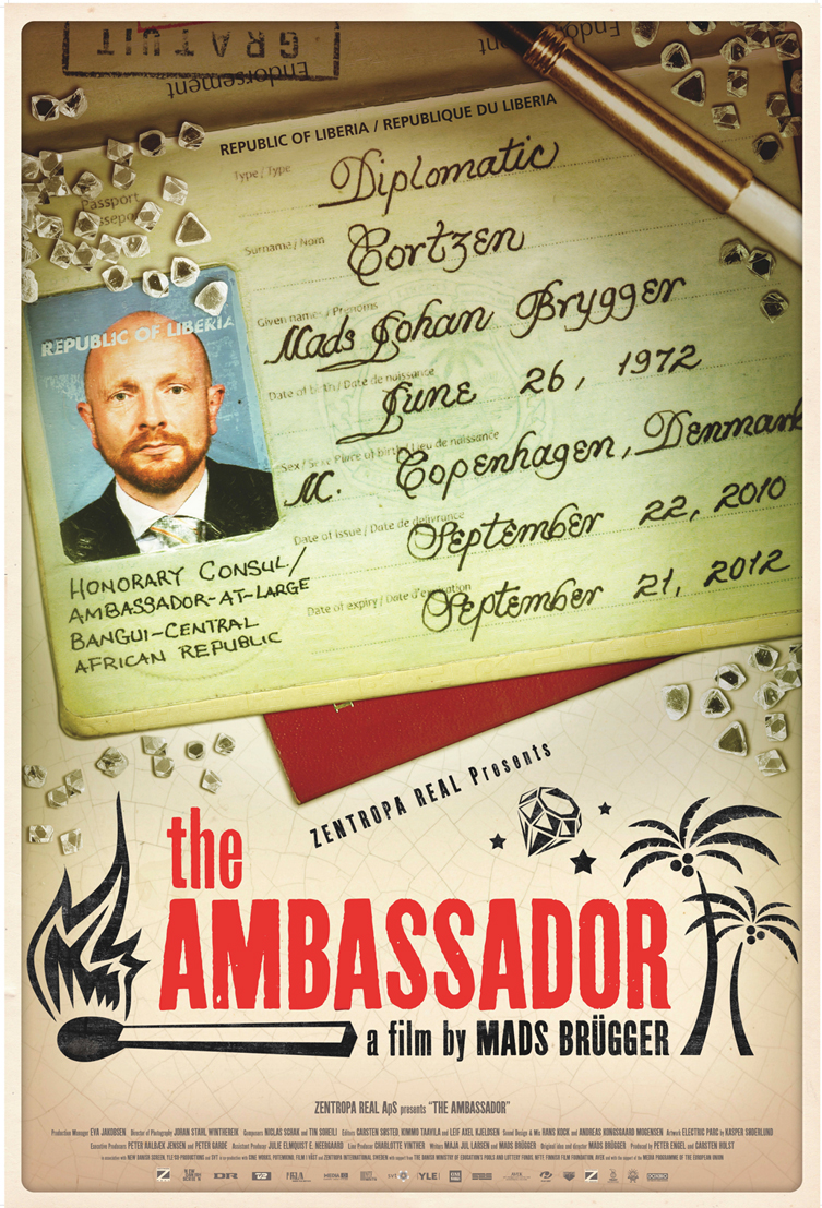 Watch The Ambassador Movie Online Free 2012
