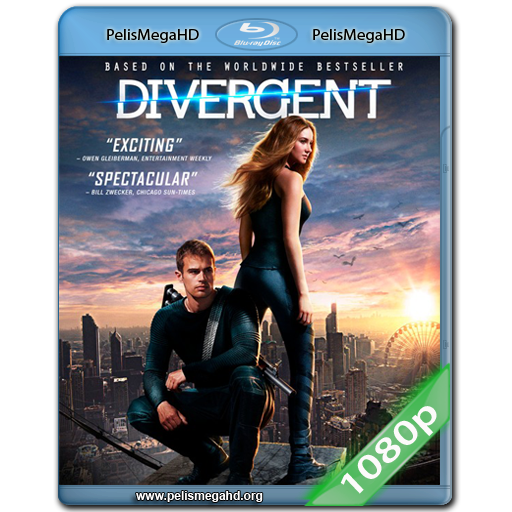 DIVERGENTE (2014) FULL 1080P HD MKV ESPAÑOL LATINO