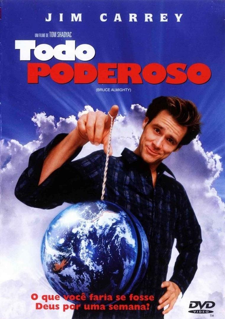 Todo Poderoso – Dublado (2003)