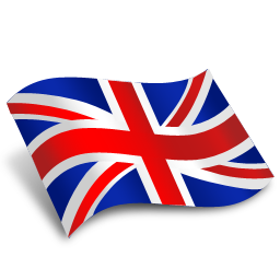 UK Flag Icon Clipart