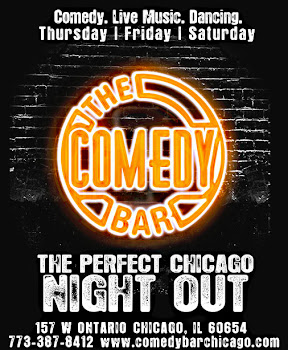 The Comedy Bar in River North!