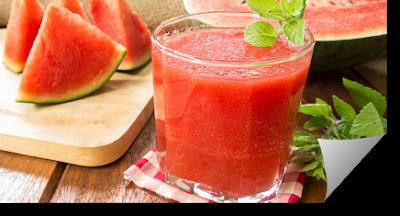 Cara Membuat Jus Semangka Yang Segar dan Nikmat