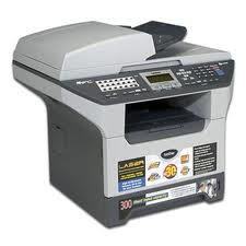 Brother MFC 8460N clear the message Paper Jam Inside