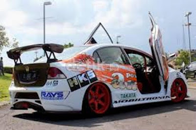 Gambar modifikasi Toyota Yaris