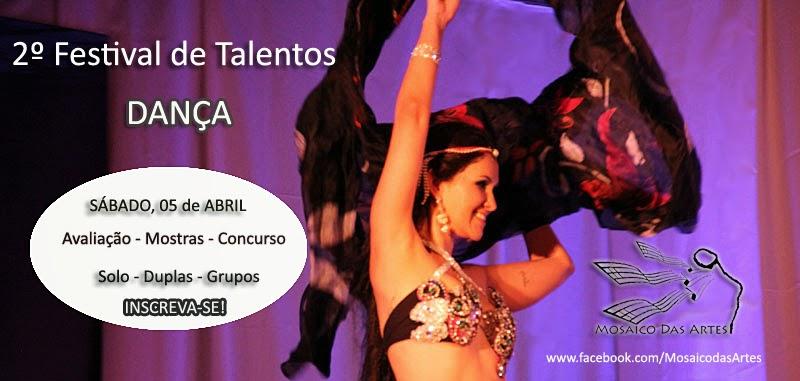 Festival de Talentos Mosaico das Artes