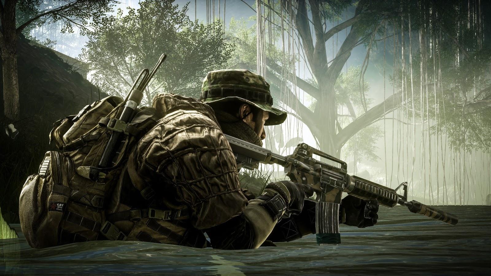Vote no próximo modo de jogo para o Mapa da Comunidade do Battlefield 4