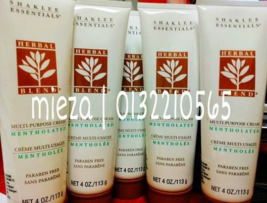 Herbal Blend Multipurpose Cream