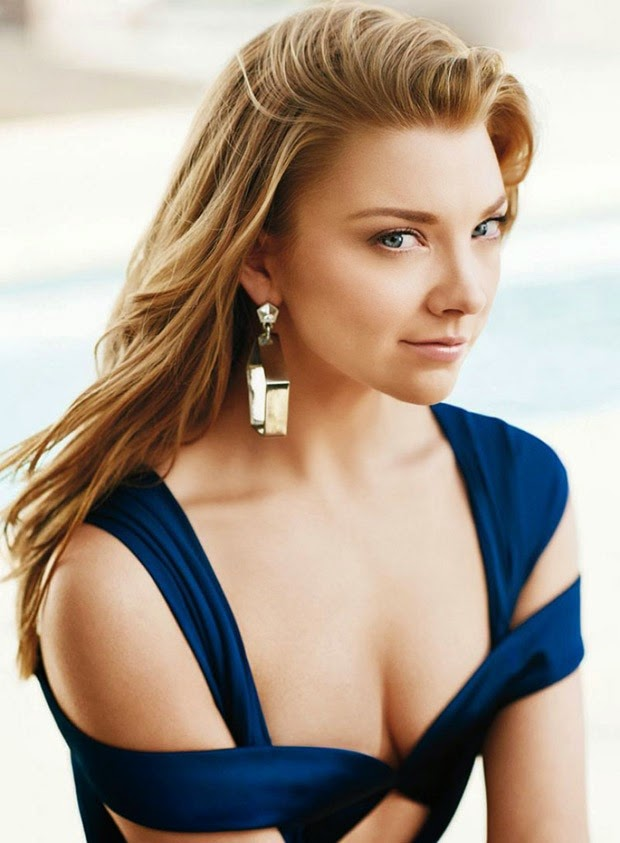 Natalie Dormer is elegant and stylish for Self Magazine's latest issue