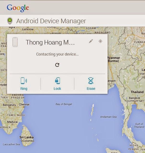 Hướng dẫn kích hoạt tính năng chống trộm trên điện thoại Android