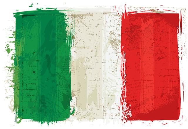 Флаг Италии фото