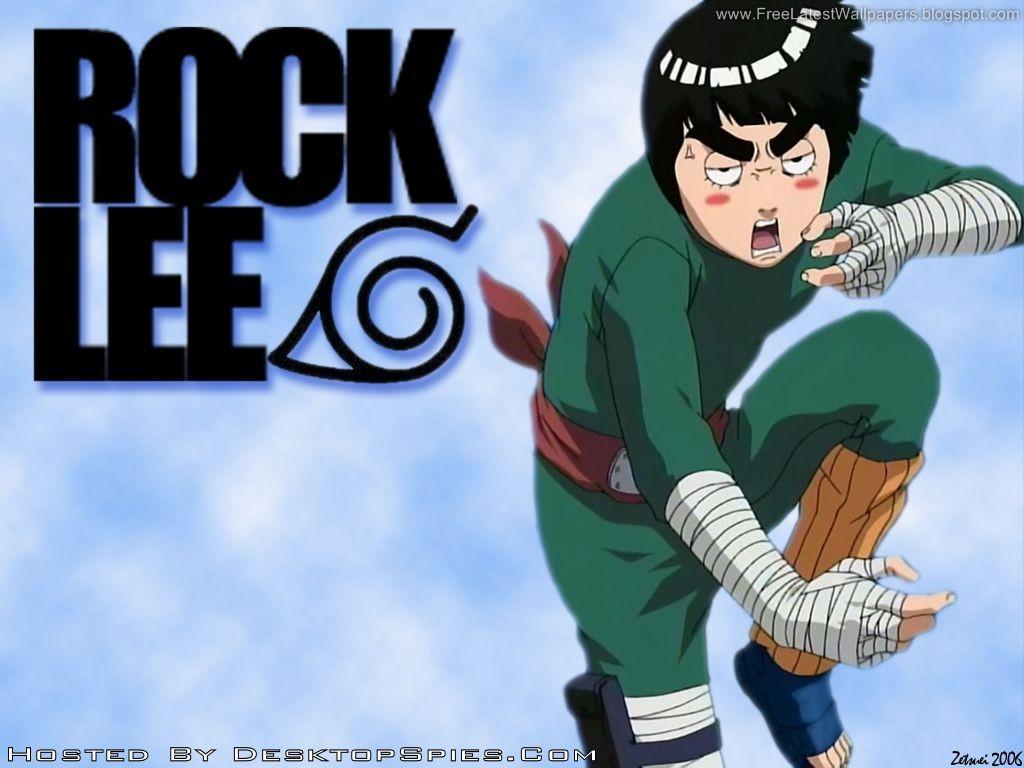 Wonderful Wallpaper Naruto Rock Lee - DESKTOPSPIES  Photograph_31770.jpg
