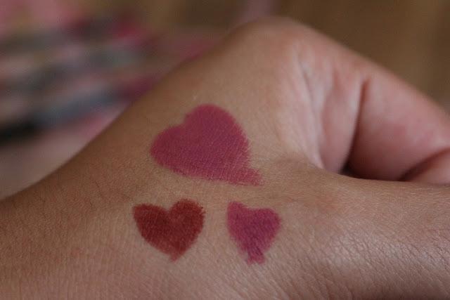 golden rose matte lipstick ruj ve lipliner dudak kalemi