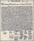 the many declarations of american independence United states declaration of independence 1  announced that the thirteen american colonies then at war with great  many declarations were resolutions.