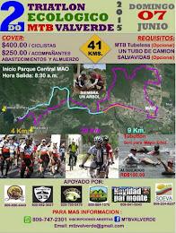 Triatlon Ecologico Valverde