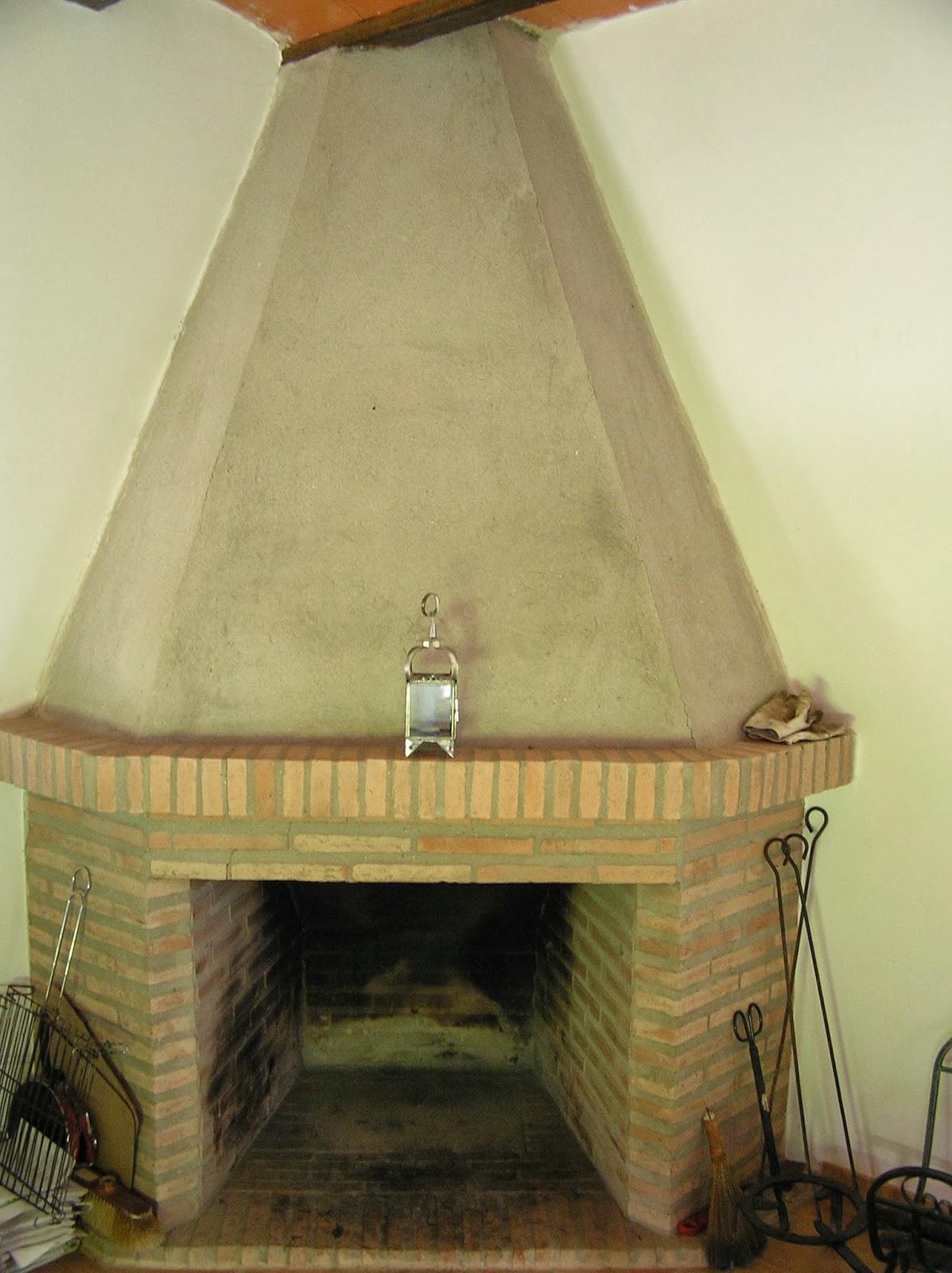 El huerto es facil medidas chimenea u hogar parte i - Chimeneas a medida ...