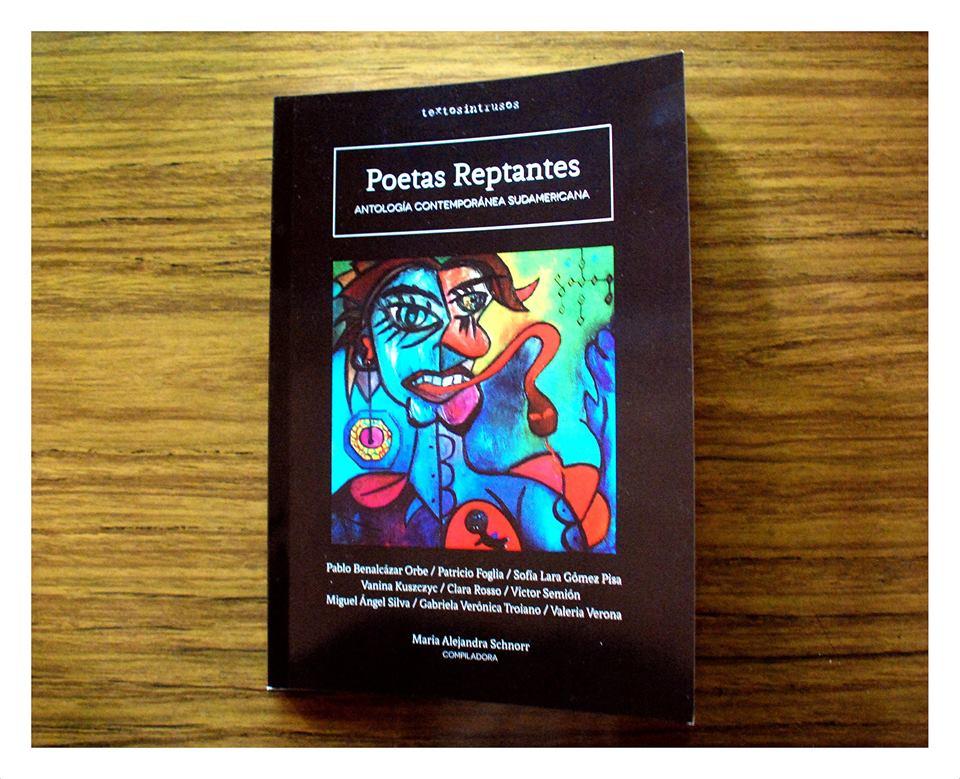 Poetas Reptantes (2016)