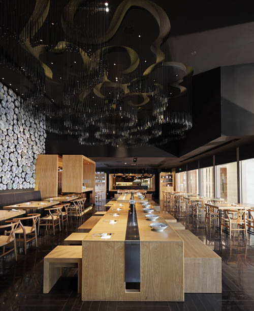 Taiwan Noodle House design