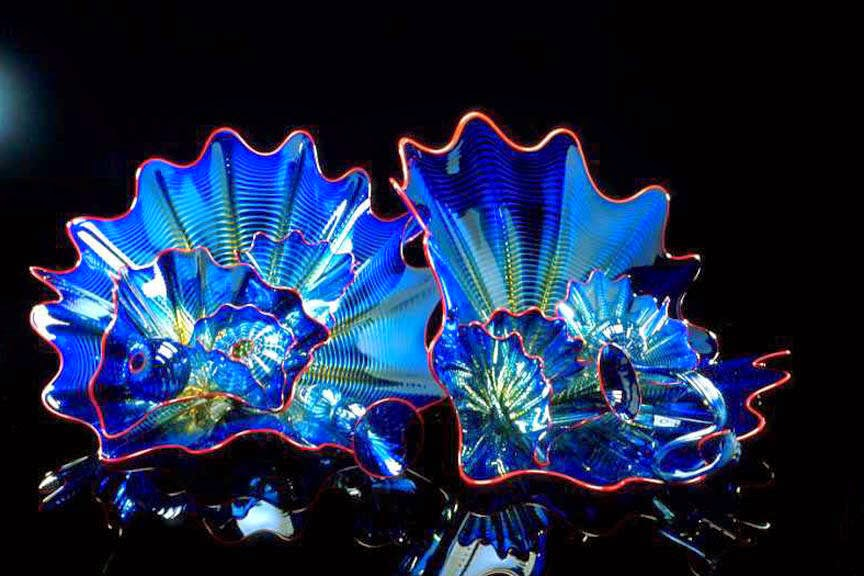 Eclectitude: Awesome Glass Artist Dale Chihuly