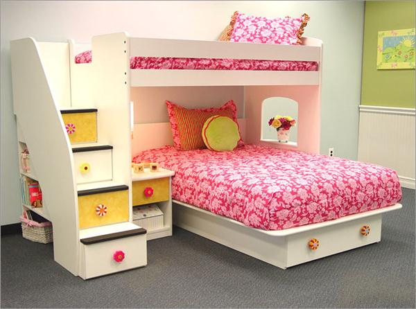 Modern kids bedroom furniture design ideas home for Children bedroom designs girls