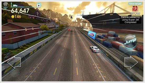 Grafik Game WeChat Speed