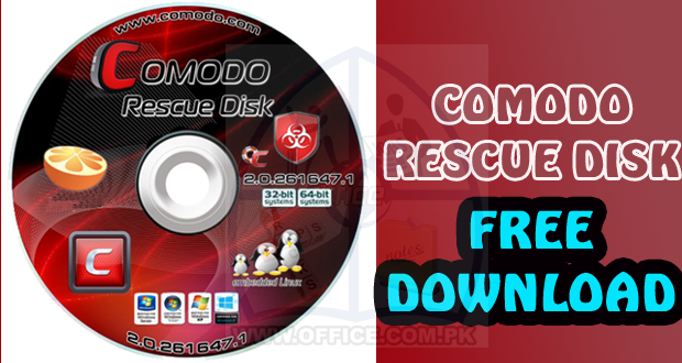 Comodo Rescue Disk Software Free Download