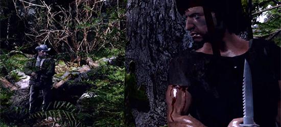 Rambo - The Video Game screenshot 4