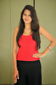 Swetha Jadhav glam pics in red top-thumbnail-12