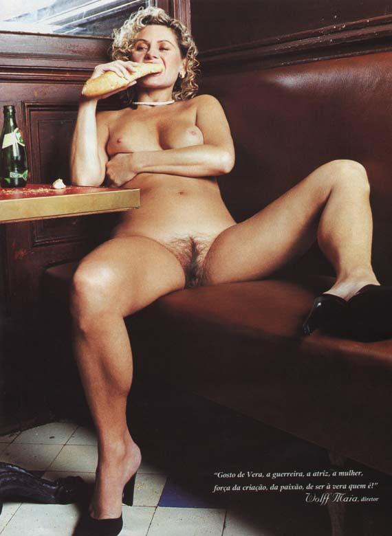 Vera Fischer Nua Na Playboy