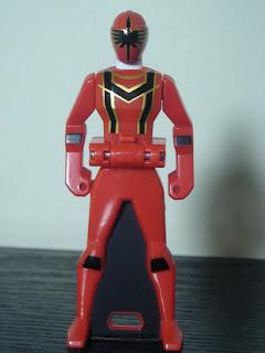 Legend Sentai Ranger Key Set Magiranger Magi Red Bandai Super Sentai Gokaiger