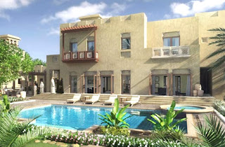 Al Furjan luxury villas