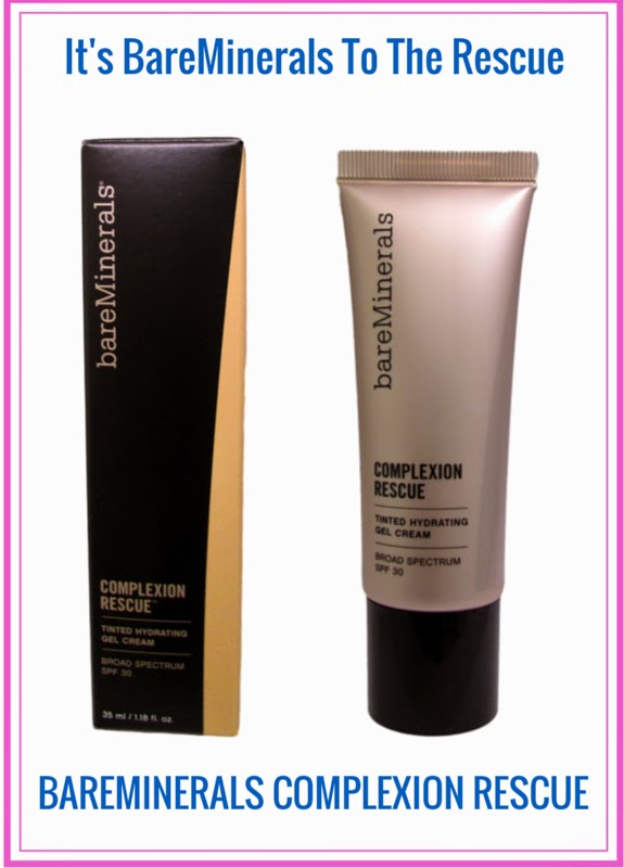 Be good to your skin with BareMinerals Complexion Rescue Hydrating Gel Cream