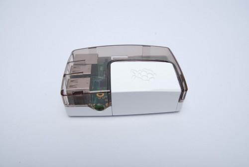 prototipo de case para raspberry pi