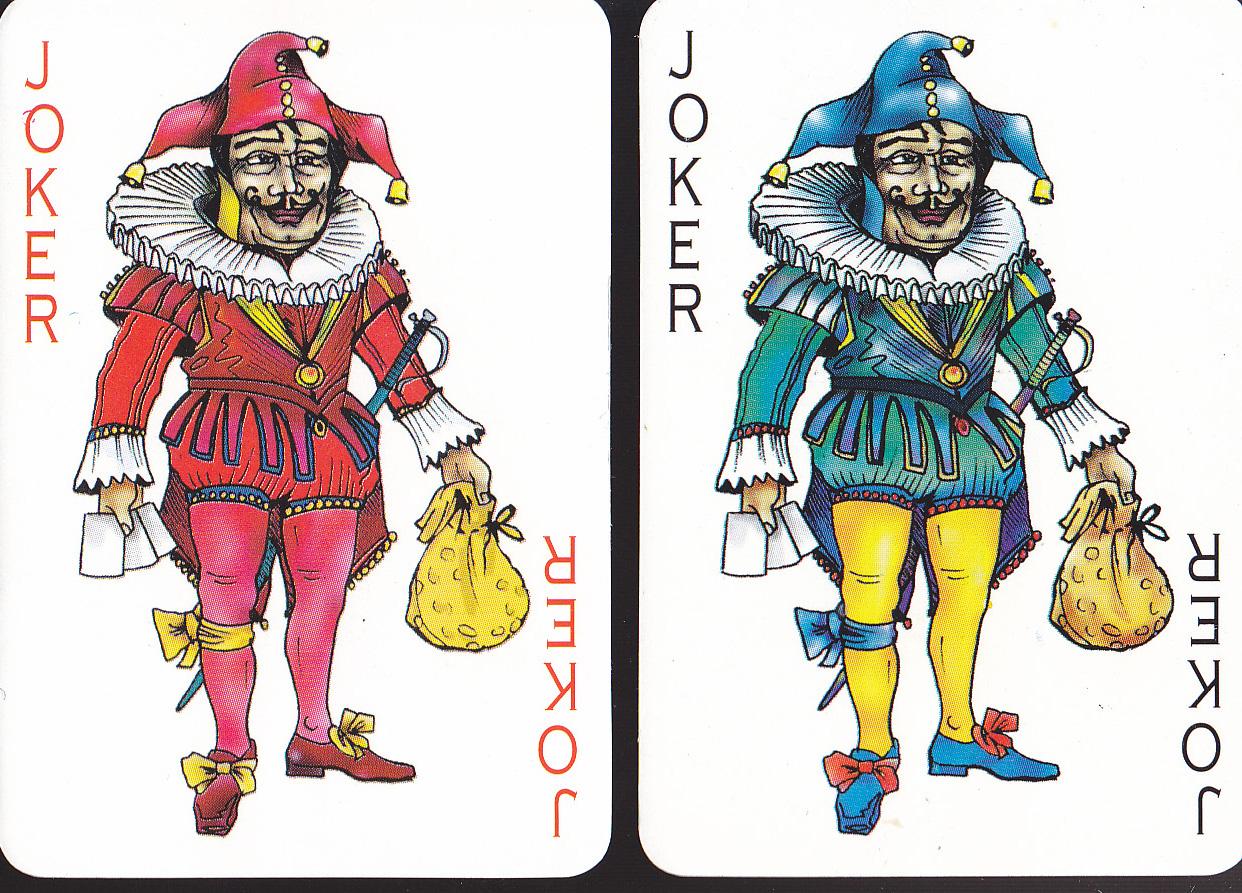 Kolekcjoner Talii Kart Norman Joker