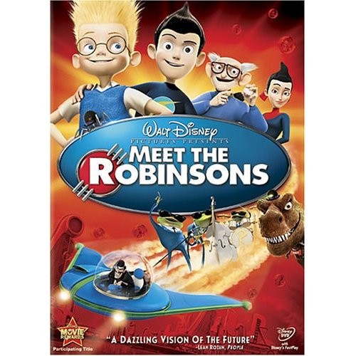 the disney tourist movie review meet the robinsons