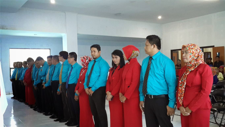 Staf dan struktural STIM-LPI Makassar