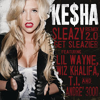 Ke$ha Ft. Wiz Khalifa - Sleazy Remix 2.0 (Get Sleazier) listen english mp3 songs on musicstorms.com