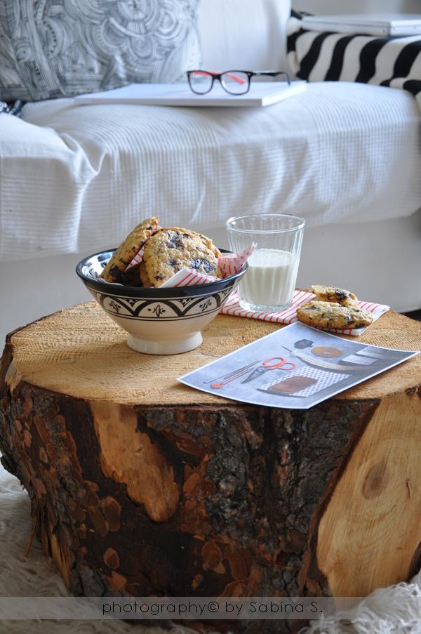 Margherite farfalle e sogni by sabina sala tavolino da for Tavolini fai da te