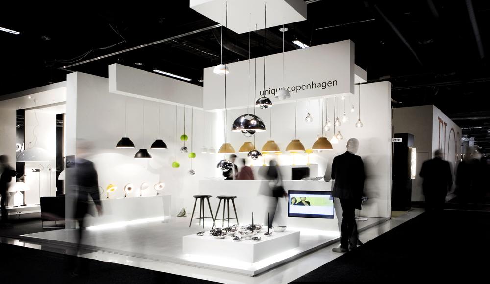 Exhibition Stand Revit : Studie i teknisk tegning cadhp