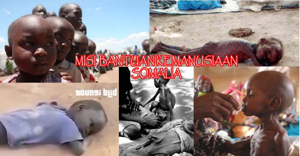 MISI BANTUAN KEMANUSIAAN SOMALIA